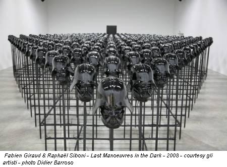 Fabien Giraud & Raphaël Siboni - Last Manoeuvres in the Dark - 2008 - courtesy gli artisti - photo Didier Barroso