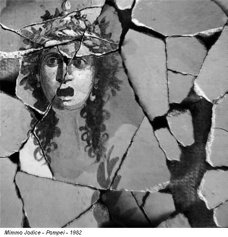 Mimmo Jodice - Pompei - 1982