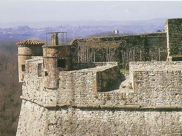 Piemonte  Storia Fortezze e Fortificazioni