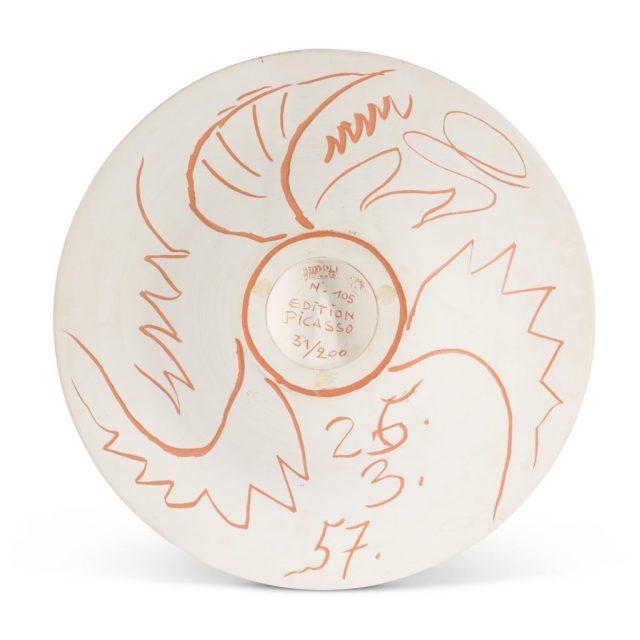 Sotheby's Picasso ceramiche