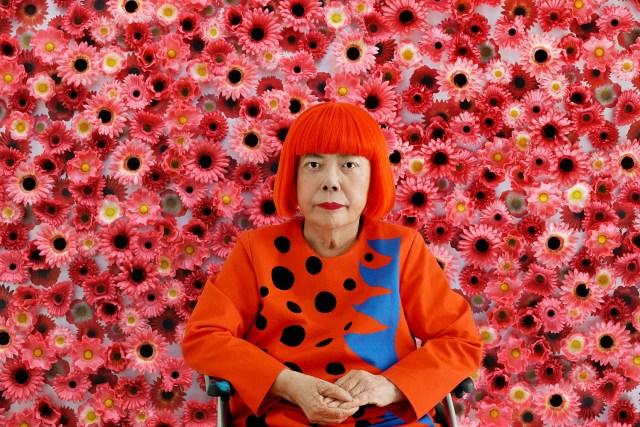 Yayoy Kusama, 2020