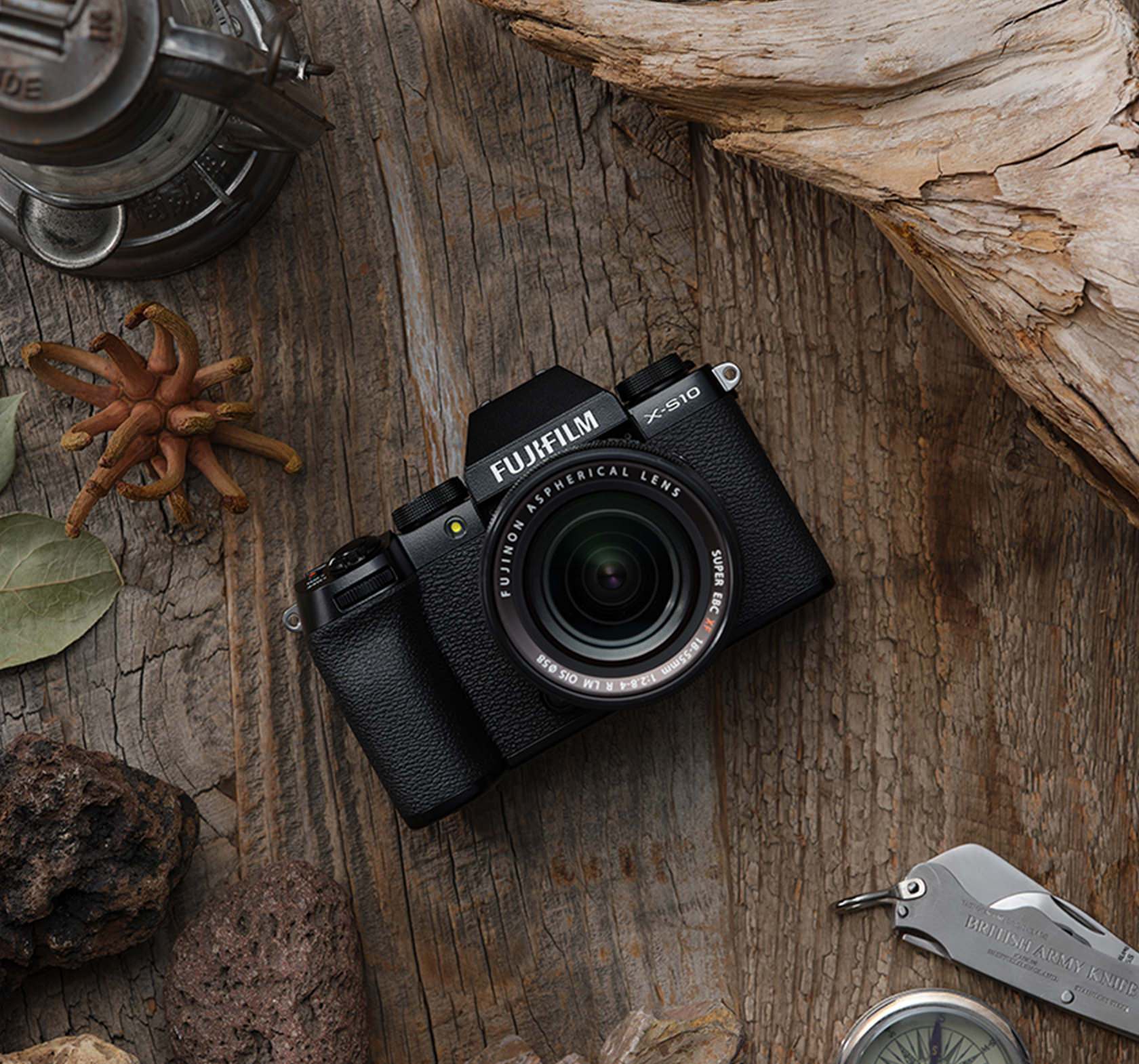 Fujifilm Introduces The Compact And Lightweight X-S10 - Exibart Street