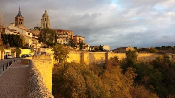 Segovia desde su Alcázar