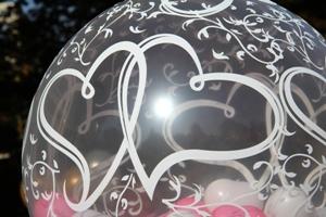 balon weselny