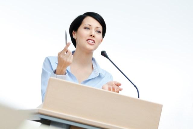 przemówienie