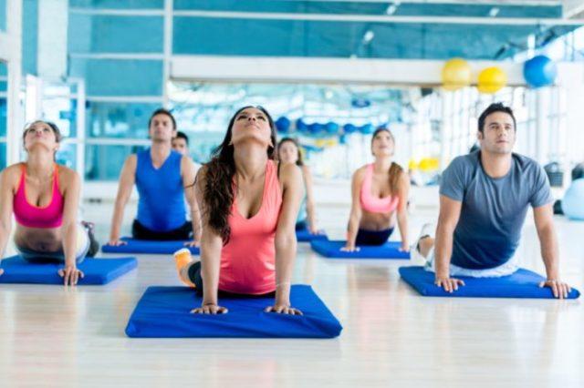 joga dynamiczna