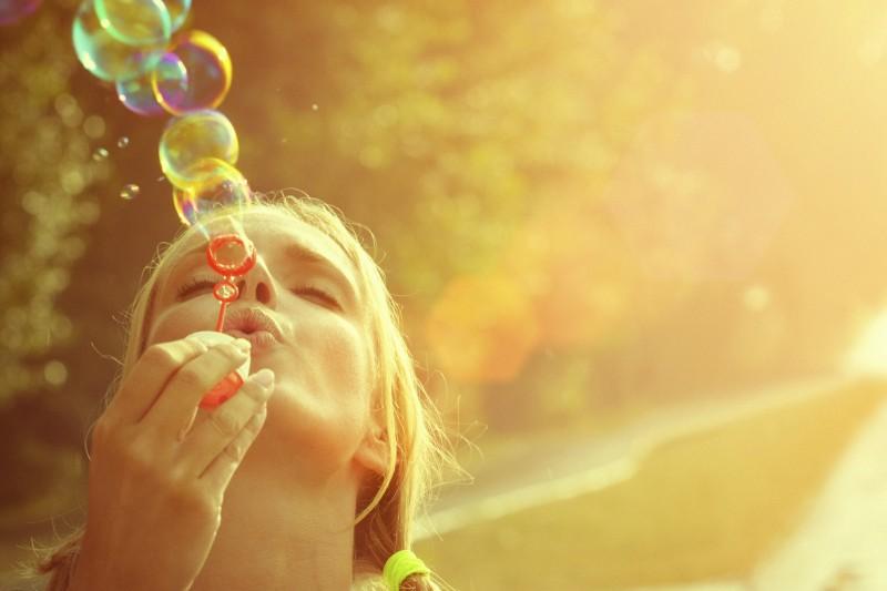 Dzięki czemu czujemy się szczęśliwi