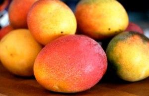 mango owoce