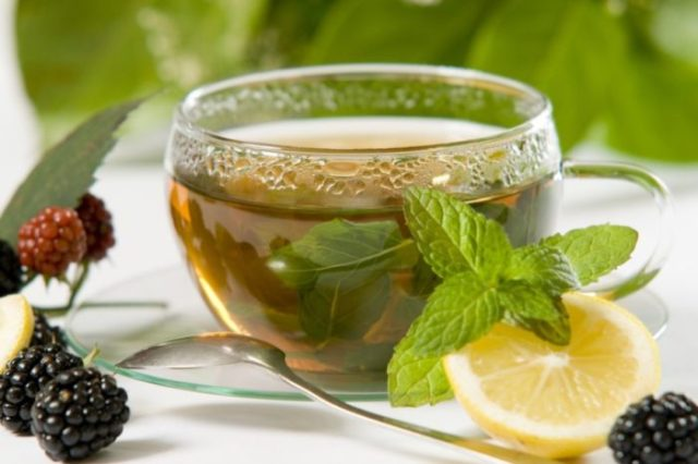 napój na przeziębienia
