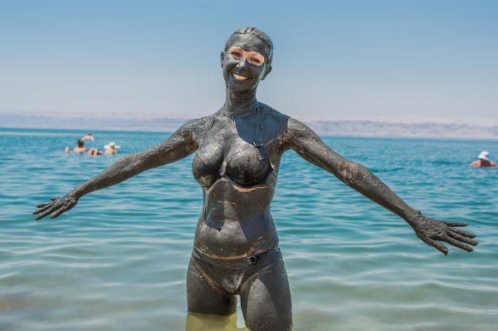 Okłady z błota z Morza Martwego