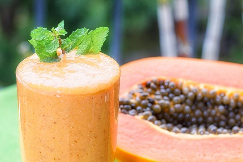 Korzyści zdrowotne ze stosowania papai