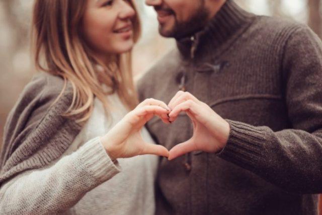 pokazać swojemu partnerowi uczucia