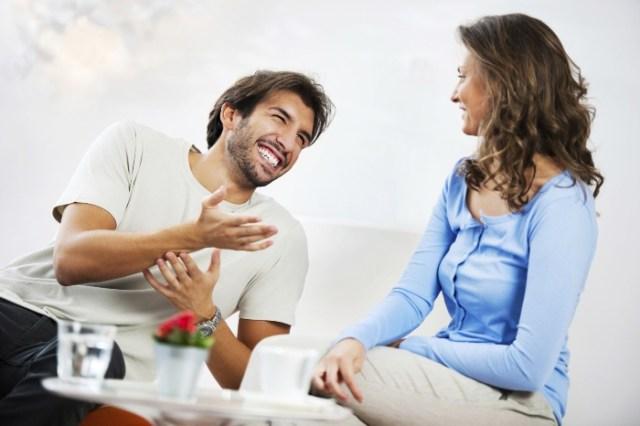 rozmowa w związku