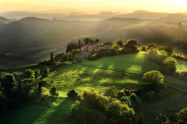 Warto pojechać do Toskanii