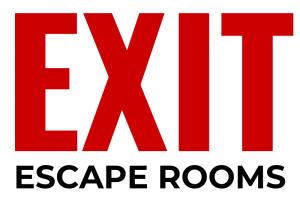 EXIT escape rooms logo