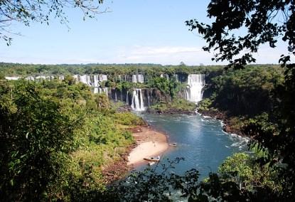 Iguazú Wasserfälle 6