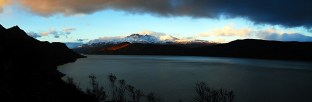 Torres del Paine - Panorama 2