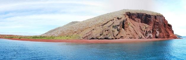 Isla Rabida Panorama