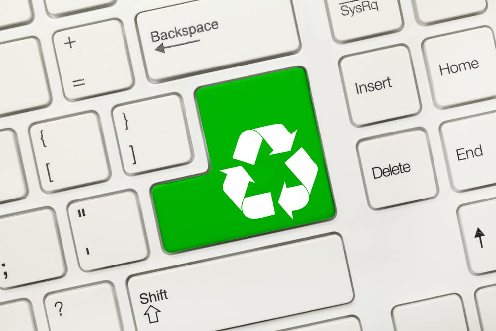 e waste management