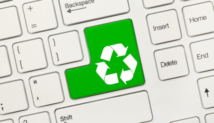 IT Recycling and e waste management for your bottom line