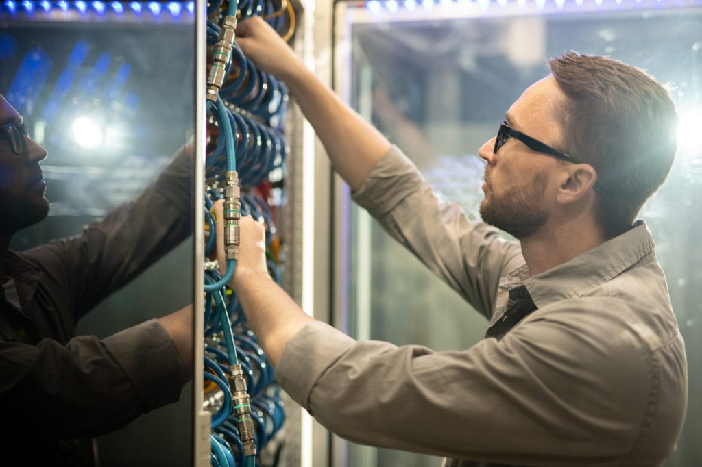 After a finished data center decommissioning checklist, you're ready to get started.