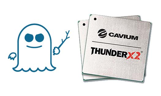 is the thunderx2 vulnerable to spectre flaw