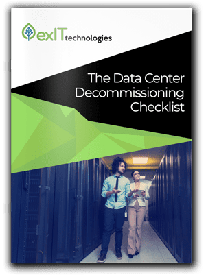 data center consolidation checklist