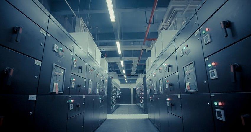 data center management upgrade