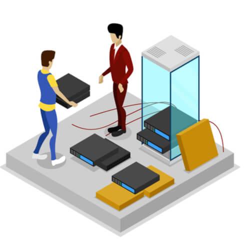 storage system data erasure