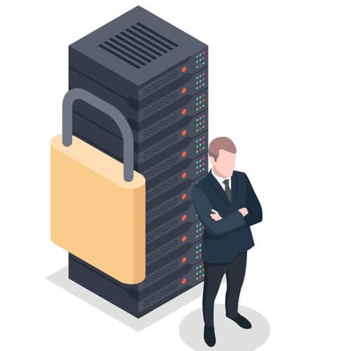 Sell servers, data decommission