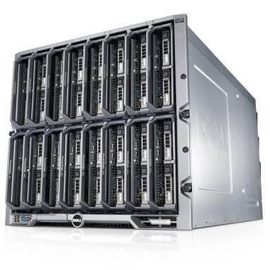 selling blade servers dell
