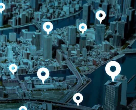 Coordinating logistics for edge hubs