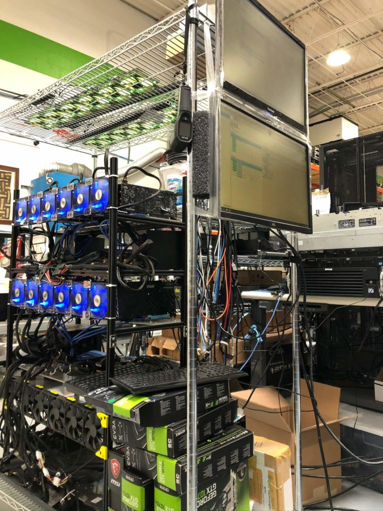 Exit Technologies Fight Covid-19 with GPUs