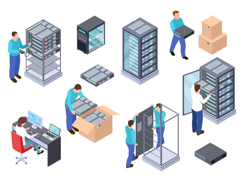 Business Asset Liquidation of Electronics