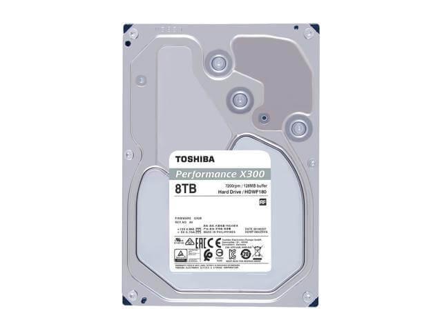Sell Toshiba Hard Drive