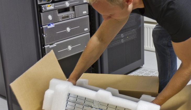IT asset disposition server resale