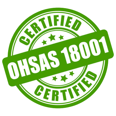 exIT Technologies is OHSAS 18001 certified.