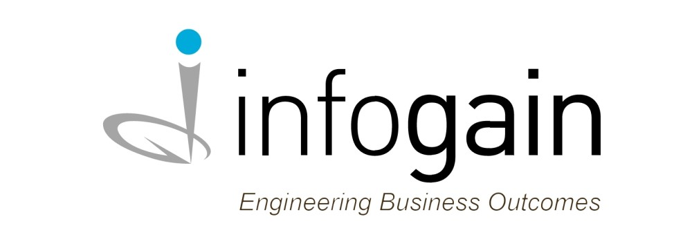 Infogain corporate logo