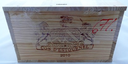 Cos d'Estournel 2010, 6 Fl. in 12er OHK