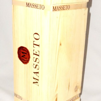 Masseto 2012 Magnum in original Holzkiste