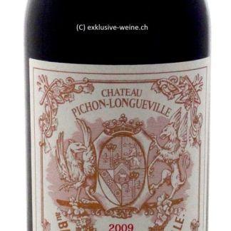 Pichon Longueville Baron 2009