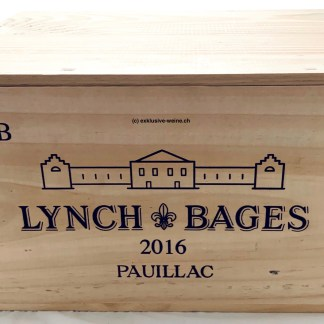 Lynch Bages 2016 OHK