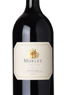 Morlet Mon Chevalier 2013