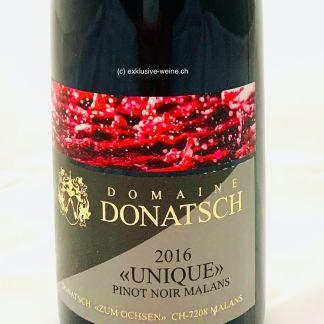 Donatsch Pinot Noir Unique 2016 Malans