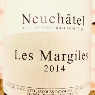 Domaine de la Rochette Les Margiles 2014 by Jacques Tatasciore