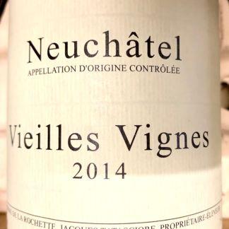 Domaine de la Rochette Vieilles Vignes 2014 by Jacques Tatasciore