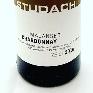 Thomas Studach Chardonnay 2016 Malans