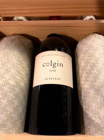Colgin IX 2016