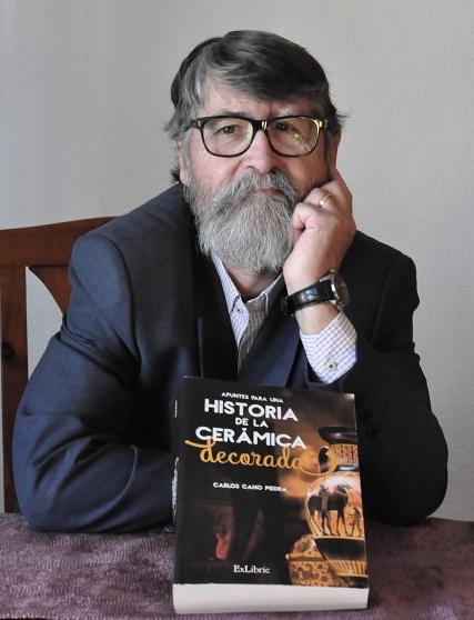 Libro historia cerámica Carlos Cano