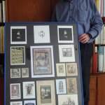 Klaus Thoms – Fenster im Exlibris